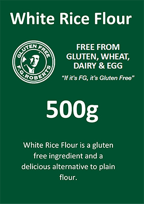 White Rice Flour 500g