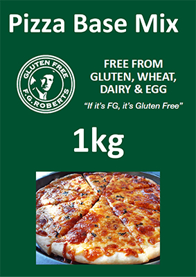 Pizza Mix 1kg - Temporarily sold out